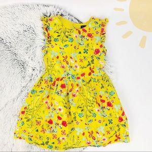 GAP Kids Floral Dress (6-7 Girls)